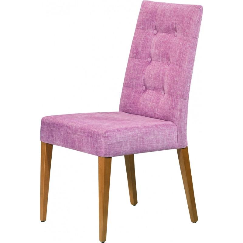 Καρέκλα Ρόζα καπιτονέ
