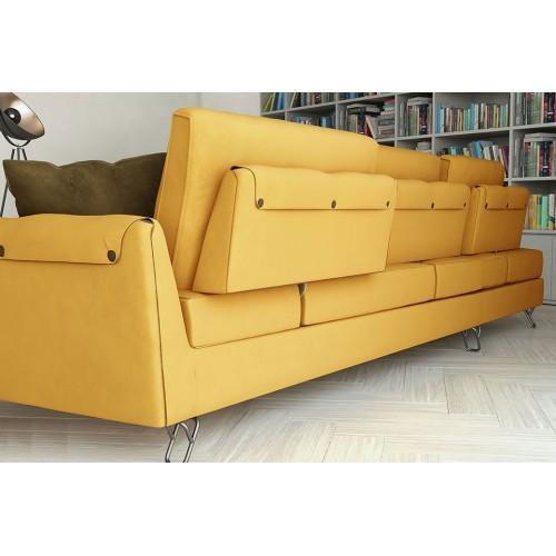 Γωνιακός καναπές Cosy