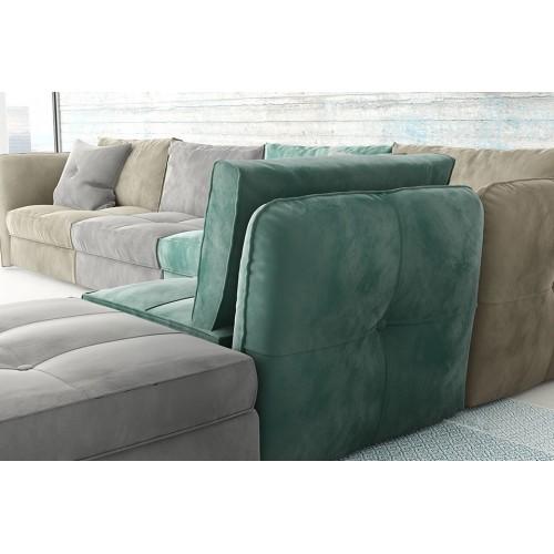 Πολυμορφικός γωνιακός καναπές Joy