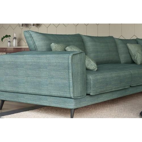 Γωνιακός καναπές Natura
