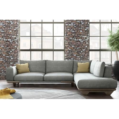 Γωνιακός καναπές Nostos