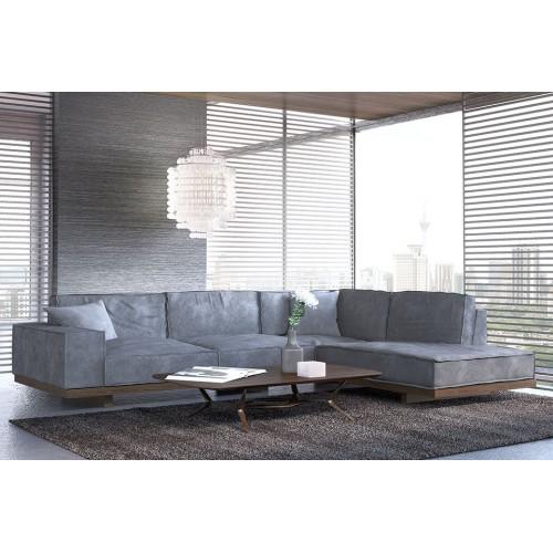 Γωνιακός καναπές Porto